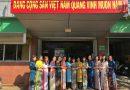 """NHCSXH Bình Thuận hưởng ứng """"Tuần lễ Áo dài"""" năm 2021"""