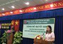 Chi nhánh NHCSXH tỉnh Bình Thuận công bố Quyết định giao phụ trách chi nhánh