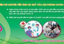 NHCSXH miễn phí chuyển tiền ủng hộ Quỹ vắc-xin phòng Covid-19