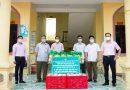 Công đoàn cơ sở NHCSXH Bình Thuận chung tay phòng chống dịch bệnh Covid-19