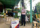 NHCSXH tỉnh: Tặng vật tư y tế cho các địa phương phòng chống dịch